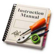 ISTRUZIONI PRODOTTI - PRODUCT INSTRUCTIONS