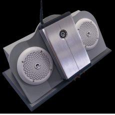 ESPOSITORE AUDIO DA BANCO - COUNTER COMBI BOX